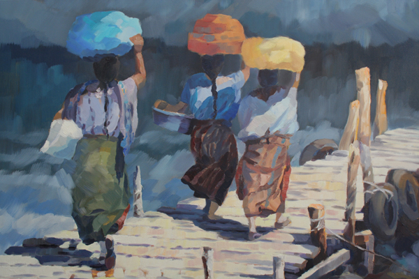 Click to enter Oil Painting Gallery